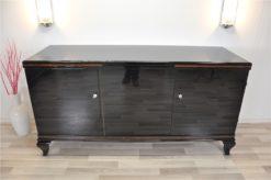 timeless design in highgloss black, 12-layer paintjob, wonderful feet, Cherrywood Details