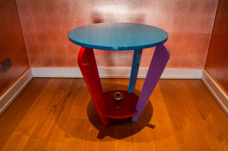 La table ronde by margarethe schreinemakers limited - Deco table ronde ...
