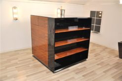 Cube Designer Sideboard, Art Deco, Rosewood, modern Style, plenty of storage space, elegant design