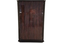 Art Deco, macassar, wardrobe, cabinet, bedroom, design, style, veneer, grain, unique, living room, storage, antique, vintage
