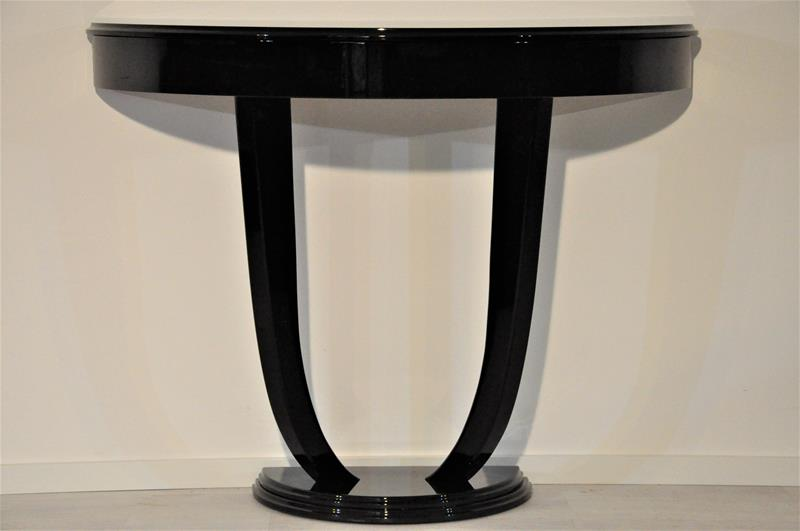 Art Deco, Furniture, Design, Art Deco, Console, Table, Style,