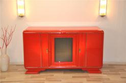Art Deco, Furniture, Sideboard, Credenza, Buffet, Storage, Living Room, Design, Vintage, Antique, elegant, restoration, original