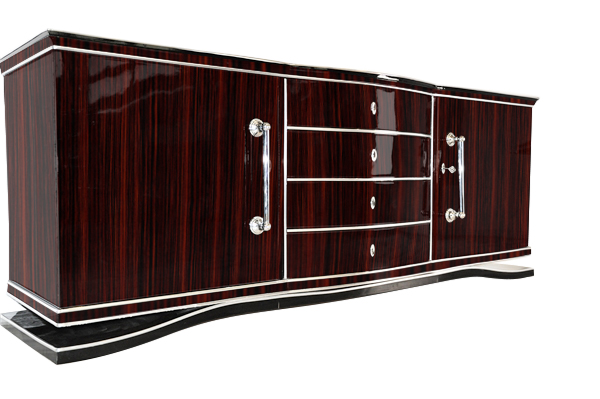 Art Deco Design Xxl Sideboard Ebay