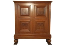 Art Deco, Commode, unrestored, livingroom, made in germany, hand-crafted, walnut, individual, individual interior, timeless