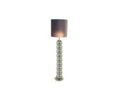 Bauhaus, design, standing lamp, stand lamp, interior design, decor, lighting, chrome, brass, living room, art, epoch, eye catcher