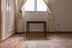 Art Deco, furniture, design, interior design, table, console, mahogany, curved, antique, vintage, original, wood, grain, restoration