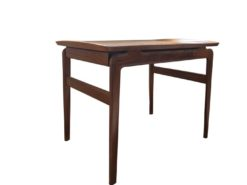 Art Deco, furniture, design, interior design, table, console, mahogany, curved, antique, vintage, original, wood, grain, restoration