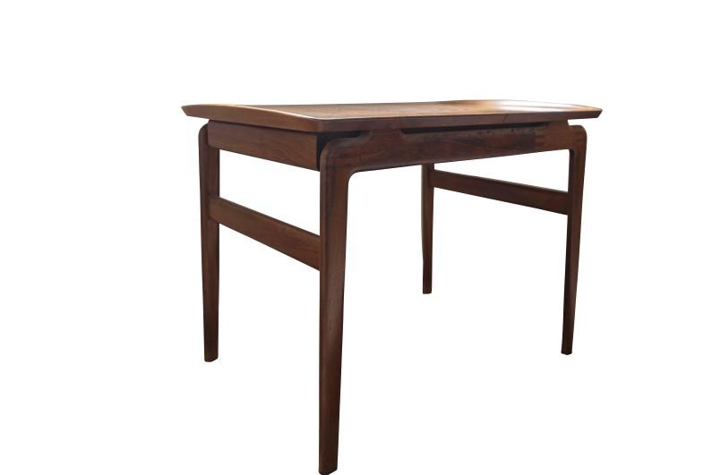 Art Deco, furniture, design, interior design, table, console, mahogany, - Art Deco Console Made Of Mahogany - Original Antique Furniture