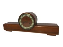 Clock, floor clock, brown, antique, luxury, living room, light brown, unrestored, design, elegant, wood, brass, inlays, great foot