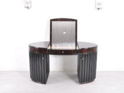 Art Deco Design Macassar Dressing Table