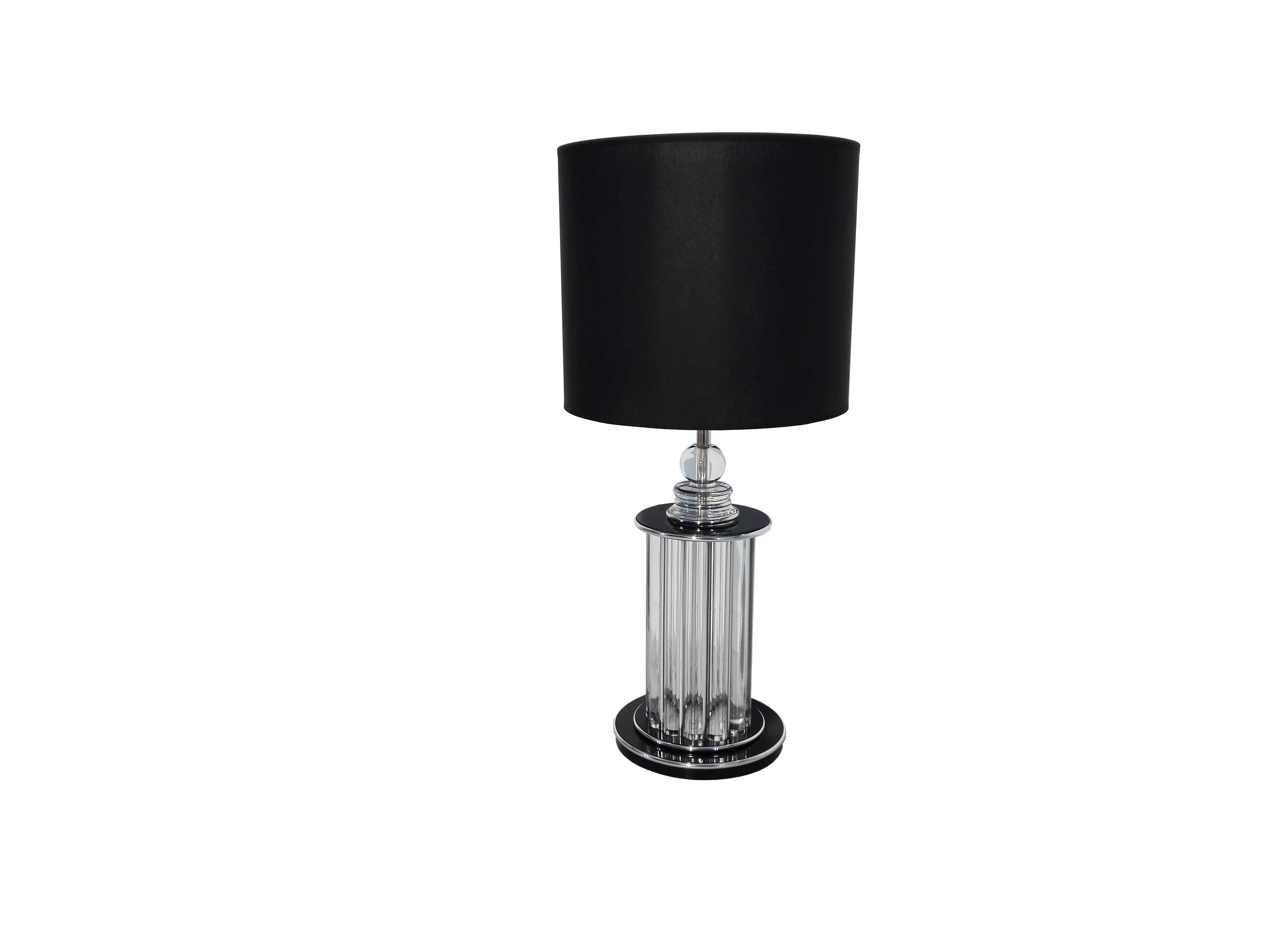 set lightaccents chrome lamp products shades with com lamps pack of table paper