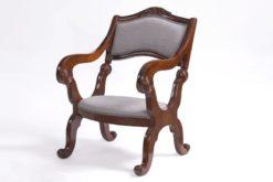 mahogany, chair, transformation chair, belgium, biedermeier, 1840, wood, scissor chair, backrest, living room, luxury, shellac, carving