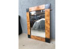 frame, unrestored, black, mirror, veneer, antique, living, elegant, pattern, luxury, small, stable, pattern, walnut, wood