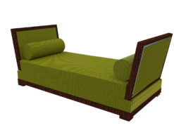 Two seater sofa art deco design, macassar, wood, luxurious, interior design, customizable furniture, home decoration, seating, living room, pillows