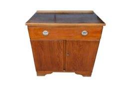 commode, unrestored, brown, great foot, veneer, antique, living room, elegant, pattern, luxury, large, stable, pattern, washstand