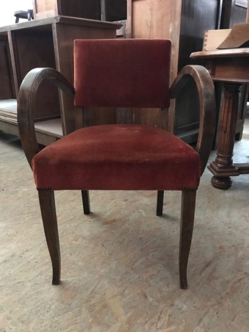 chair, unrestored, brown, great foot, veneer, antique, living room, elegant, pattern, luxury, large, stable, pattern, textile, fabric chair