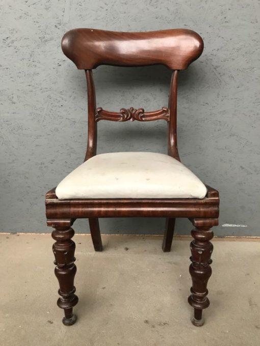 chair, unrestored, brown, great foot, veneer, antique, living, elegant, pattern, luxury, large, stable, pattern, upholstery, white