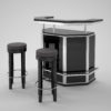 black_and_chrome_art_decvo_bar_with_stooling_1