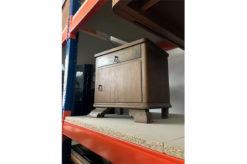 nightstand, unrestored, brown, great foot, veneer, antique, living room, elegant, chest of drawers, luxury, large, stable, pattern, oak