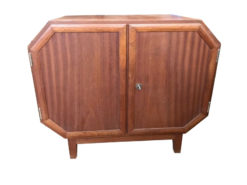 showcase, unrestored, brown, great foot, veneer, antique, living, elegant, pattern, luxury, large, stable, pattern, octagonal