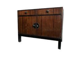 commode, unrestored, brown, great foot, veneer, antique, living room, elegant, pattern, luxury, large, stable, pattern, dark brown