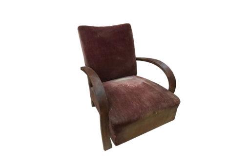 armchair, unrestored, brown, great foot, veneer, antique, living, elegant, pattern, luxury, large, stable, pattern, fabric