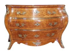 commode, sweden, brown, great foot, veneer, antique, living, elegant, pattern, luxury, large, stable, pattern, elm, burl,