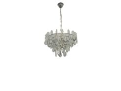 Chrome, Art, Deco, style, lighting, pieces, decoration, chandelier, design, deco, decoration, home decor, interior design