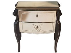 limited, edition, commode, standing, small, german, germany, simple, polished, living, room, italian, mirror, mirrored, glass