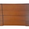 limited, edition, commode, cherry, wood, german, germany, simple, design, veneer, drawers, storage, space, living, room, rectangle