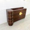 Modern Design Palisander Sideboard in High Gloss 2