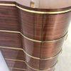 Modern Design Palisander Sideboard in High Gloss 5