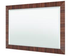 Macassar Art Deco Design Mirror, Wall mirror, luxury mirror, interior design, cut mirror, luxury items, home decoration, decor