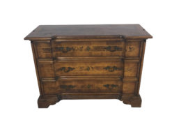 Baroque, Style, Design, Secretair, Writing commode, walnut wood, bureau, drawers, brass, interior design, style furniture,