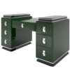 Modern Design Tower Desk in Jaguar Racing Green, Design furniture, tables, office furniture, interior design, luxury design, finish, high quality