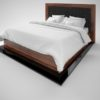 Macassar_Piano_Lacquer_Design_Replica_Bed_with_Leather_Upholstery_2