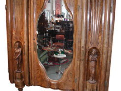 Giovanni Guerrini Art Deco Armoire 1925, Original Art Deco Cabinets, art deco furniture, masterpieces, antique single pieces
