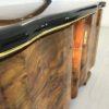 Caucasion Walnut Wood Art Deco Commode 7