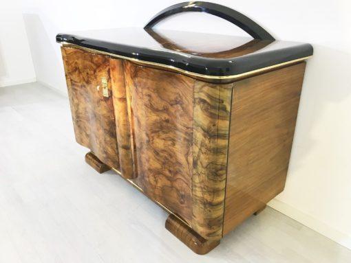 Caucasion Walnut Wood Art Deco Commode, Art Deco Furniture, Design Furniture, Modern, Interior Design, Luxury Furniture, 1920s, French Furniture