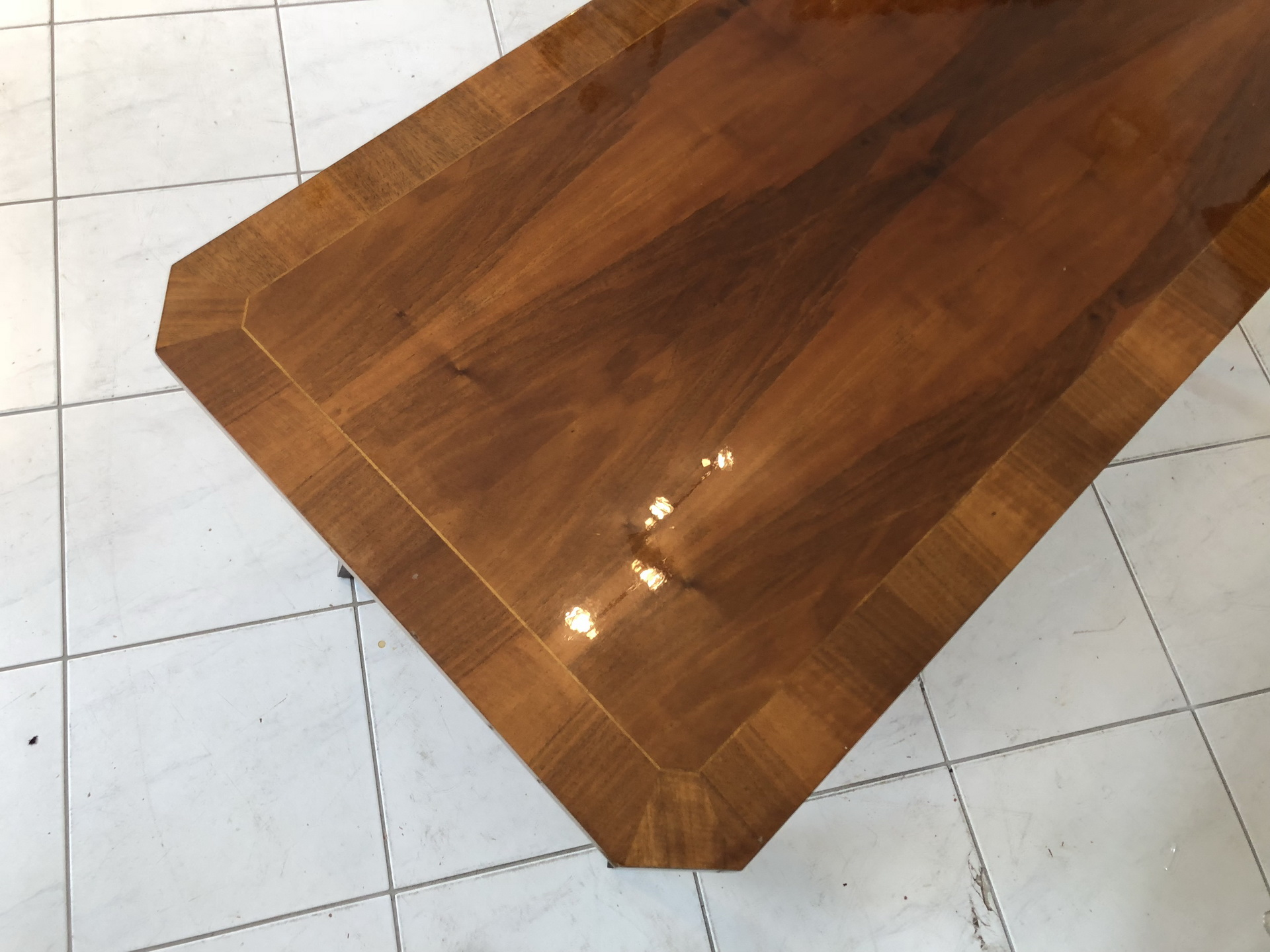 Baroque Style Coffee Table Or End
