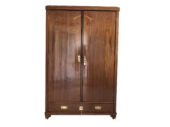 1920s Art Nouveau Wardrobe with Marquetry Made of Walnut, Art Nouveau Carbinet, Original Art Nouveau, Art Nouveau Furniture, Walnut Ward