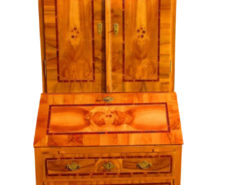 1780s Louis Seize Secretaire, Original Louis Seize Furniture, Louis Seize Secretary, Antique Secretary, Antique Secretaire
