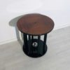 Art Deco End Table Column Design and Cherry Top 6