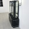 High Gloss Black Art Deco Vitrine Cabinet3 9