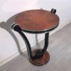Honey Maple Art Deco Style Side Table 5