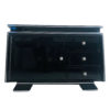 High Gloss Black Art Deco Bar Commode from the 1930s, Art Deco Furniture, Art Deco Bars, vintage bar cabinets, dry bars, bar furniture, luxury