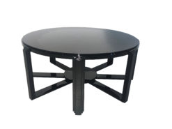 Art Deco Inspired Design Couch Table High Gloss Black, Design Furniture, Interior Design Sourcing, High Gloss Black Table, Luxury Furniture