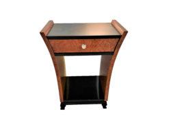 Art Deco Tulip Console Table Amboina Wood, Luxury Furniture, Design Furniture, Antique Furniture, Antiques, Interior Design, Luxury Items