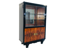 Luxurious Art Deco Display Cabinet France 1920s, Art Deco furniture for sale, antiques for sale, 1920s Furniture, storage furniture, luxurious art deco