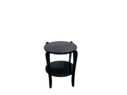 1930s Art Deco Side Table Piano Lacquer, Art Deco furniture, art deco furniture for sale, design furniture, luxury antiques, piano lacuqer table, side table